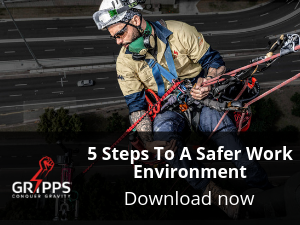Tool Drop Prevention & Falling Object Protection Systems | Gripps