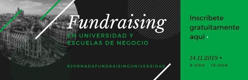 evento fundraising universidad madrid