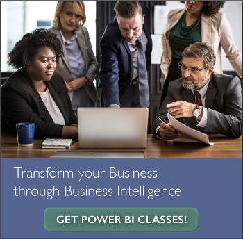 power bi classes