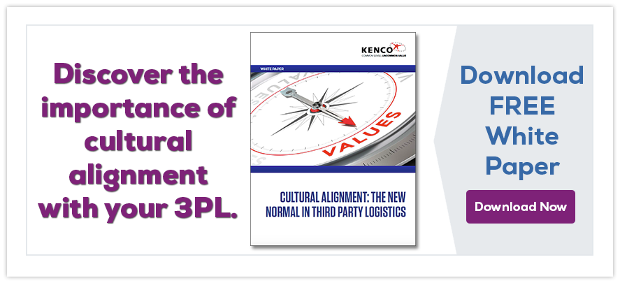 Discover the importance of cultural alignment with your 3PL.