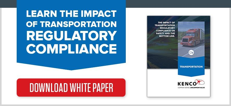 Kenco White Paper Transportation