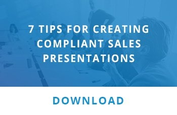 7 top tips for creating compliant sales presentations
