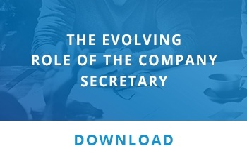 The evolving role of the company secretary