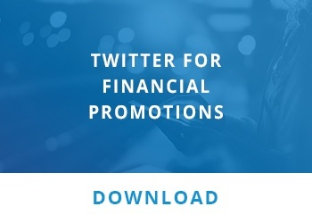 Download Twitter for financial promotions white paper by Perivan Technology