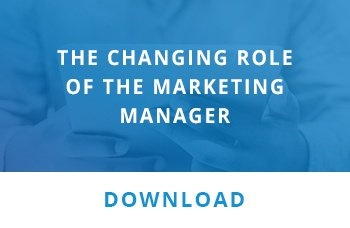 The changing role of the financial services marketing manager