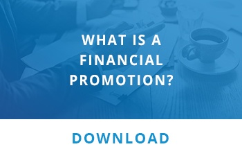 What is a financial promotion?