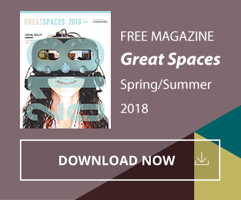Download Great Spaces Magazine!