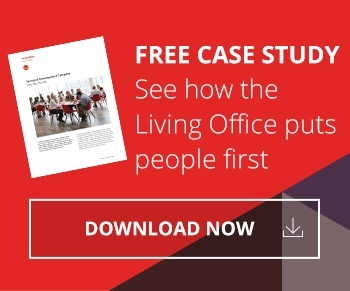 Modern Office - A Living Office Case Study