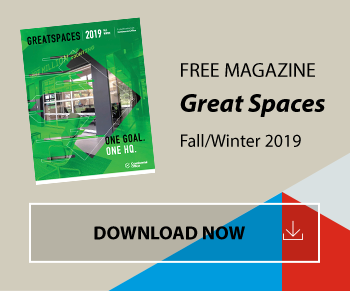 Great Spaces Fall/Winter 2019 - Square
