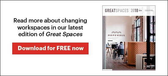 Read more about changing workspaces. Download our FREE magazine now.