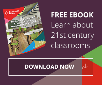 Learn more about 21st century classrooms!