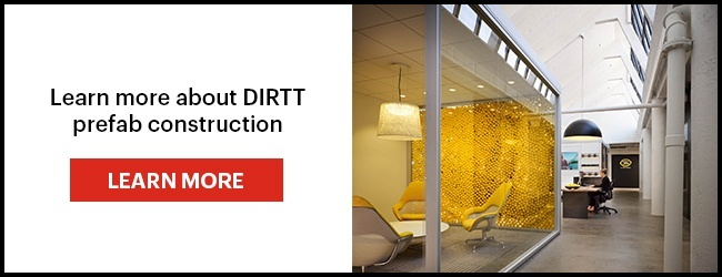 Learn more about DIRTT prefab construction
