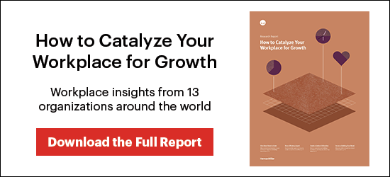 How to Catalyze Your Workplace for Growth