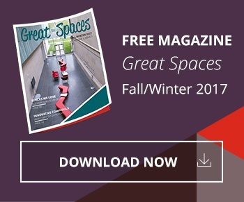 Great Spaces Magazine - Fall/Winter 2017