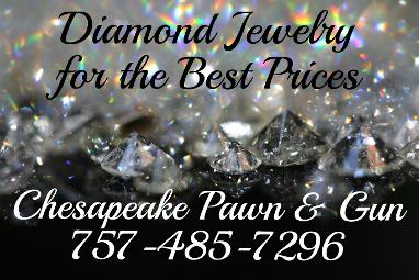 Diamond Jewelry | Chesapeake Pawn & Gun
