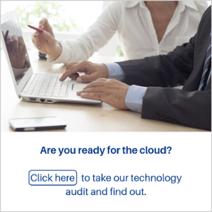 Cloud technology audit