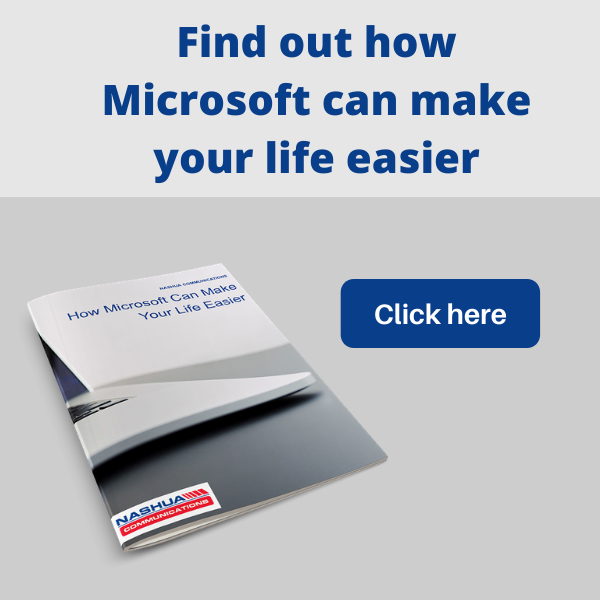 How microsoft can make your life easier