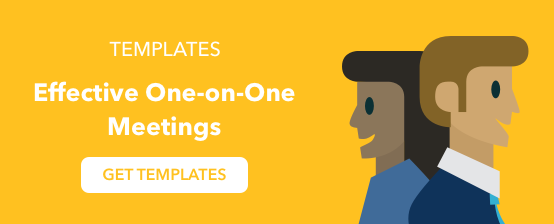 Effective one-on-one meeting templates download