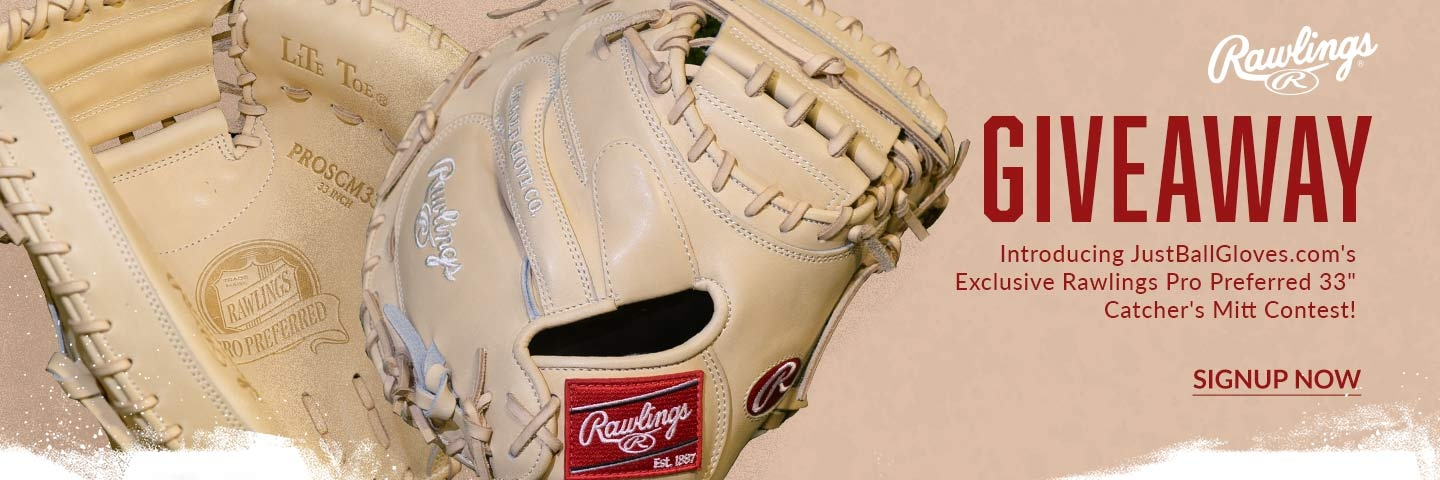 Rawlings Baseball Glove Contest Giveaway