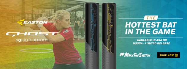 Easton Ghost Fastpitch Softball Bats on JustBats