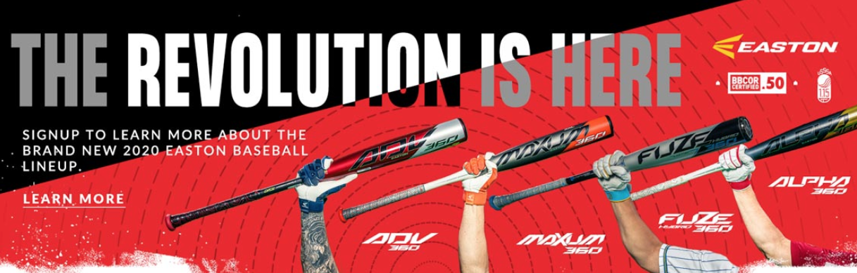 2020 Easton Bat Launch