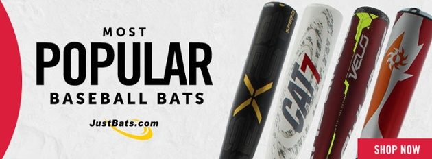 Most Popular Baseball Bats on JustBats.com