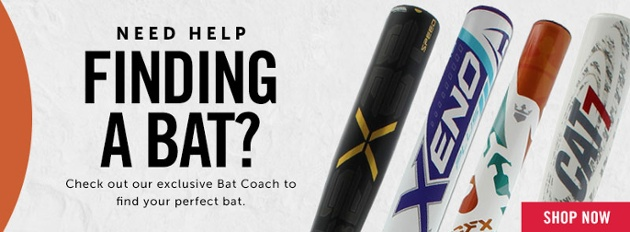 JustBats.com Exclusive Bat Coach
