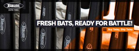 Baum Wood Baseball Bats