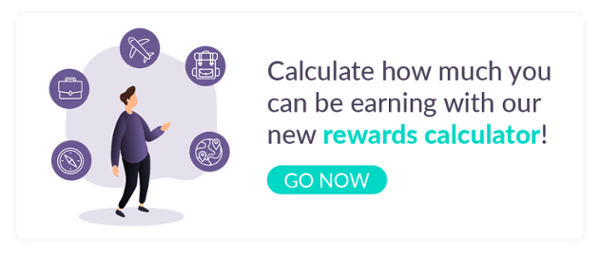 Calculate how much you can be earning with our new rewards calculator!