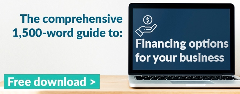 Free download: The comprehensive 1,500-word guide to financing options for your business