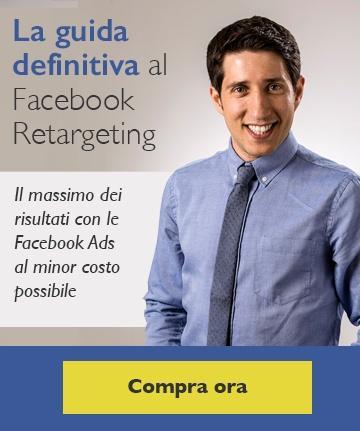 Corso Facebook Retargeting