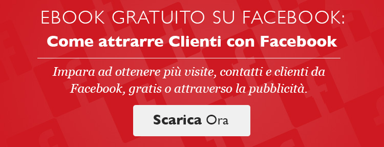 EBook Gratuito su Facebook