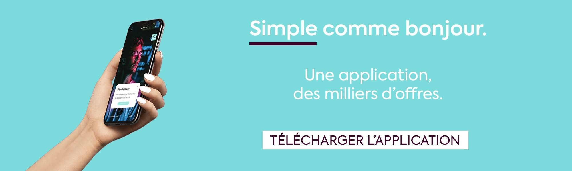 Télécharger l'application Bruce
