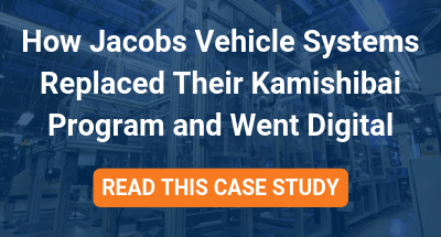 How Case Study: Jacobs Vehicle Systems Replaced Their Kamishibai Program and Went Digital