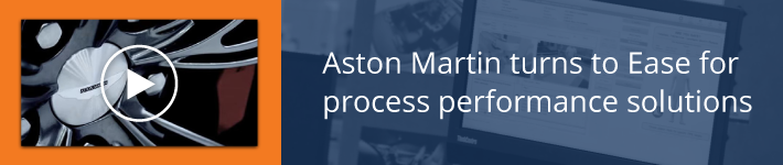 Aston Martin turns to Ease for process performance solutions