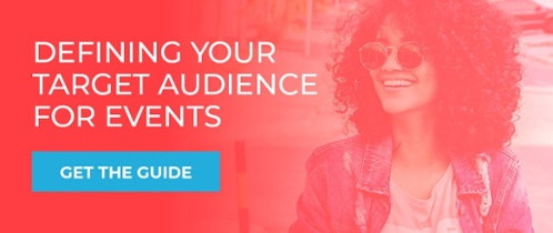 Get the guide, Defining Your Target Audience for Events