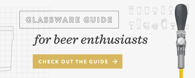 Beer Glass Guide
