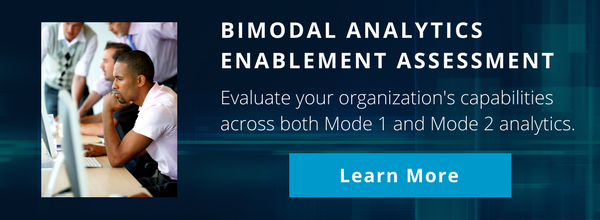 bimodal enablement assessment