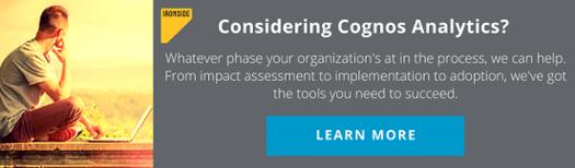 Cognos Analytics Resource Page