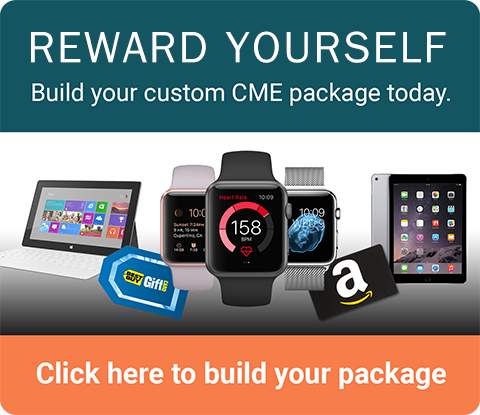 Build your custom CME package today!