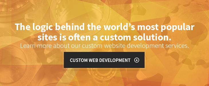 Custom Web Development - New Possibilities Group