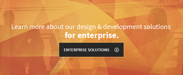 Web Design & Development For Enterprise