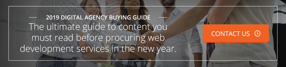The 2018 Web Agency Buying Guide