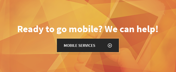 Responsive Web Design & Mobile Web Solutions