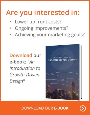 Are you interested in lower up front costs? Ongoing improvements? Achieving your marketing goals? Download our e-book: