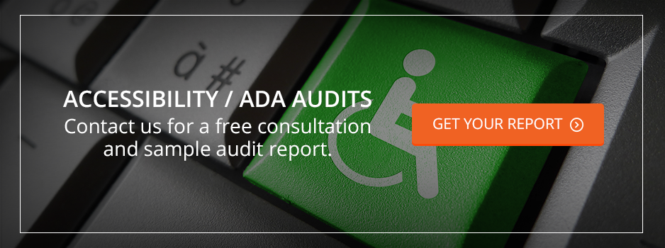 ADA Compliance Audit