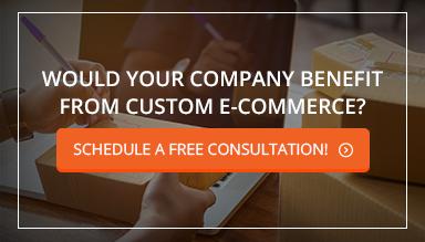 Custom e-Commerce Consultation