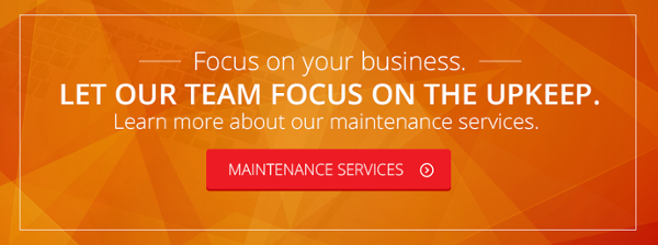 Ongoing Maintenance Services