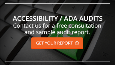 ADA / Accessibility Audit