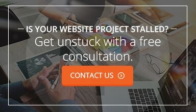 Is your project stalled?